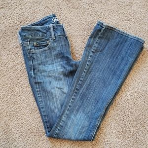 Forever 21 Medium Rise Bootcut Jeans